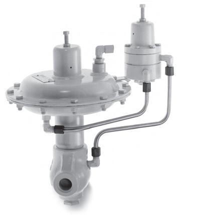 Original Image: 8150 Series: Back Pressure or Pressure Reducing, High Pressure