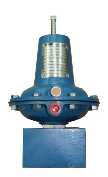 Original Image: Series 470, Steel Body, Diaphragm Operated, Two-Way, SINGLE PORT